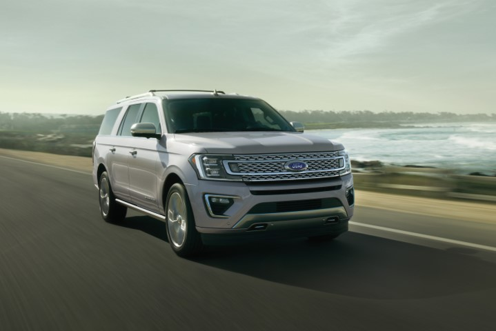 2022 Ford Expedition Platinum Pictures