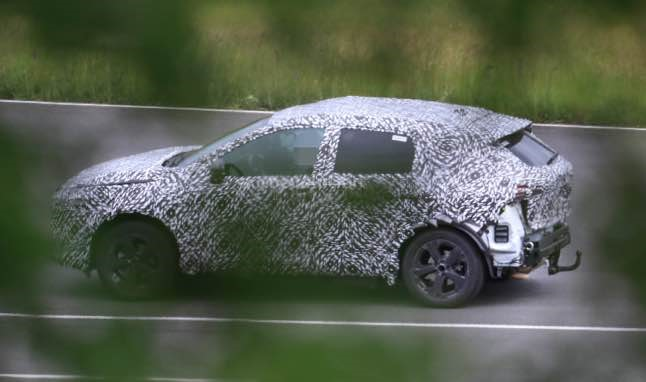 2022 Nissan Rogue Road Test Images
