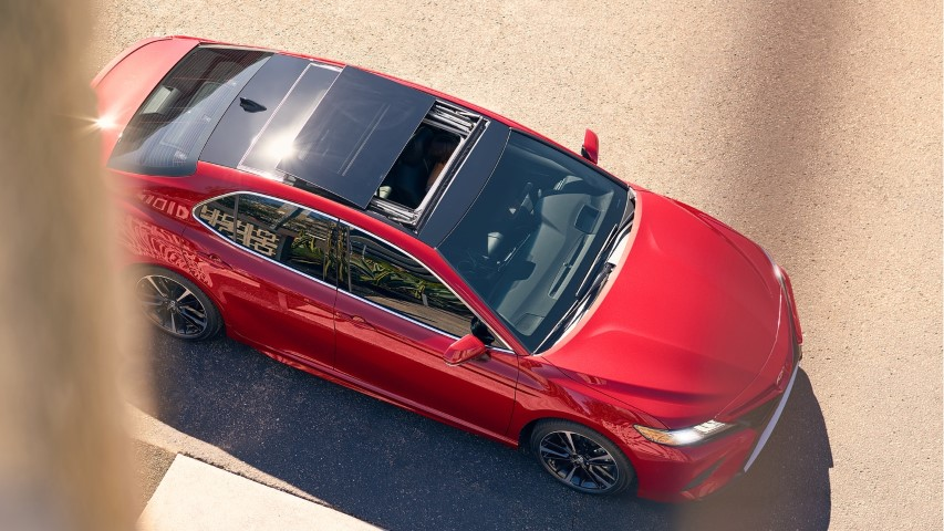 2022 Toyota Camry XSE Panoramic Sunroof