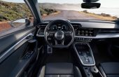 2022 Audi RS 3 Sportback Interior based on A3