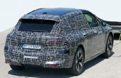 2022 BMW iNext Spied Pictures