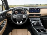 2022 Hyundai Santa Cruz Interior Pictures
