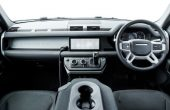 2022 Land Rover Defender V8 Dashboard