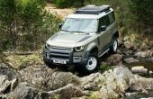 2022 Land Rover Defender V8 Off-Road