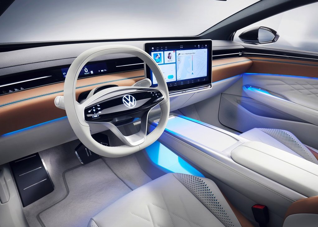 2022 VW ID.4 Interior Concept