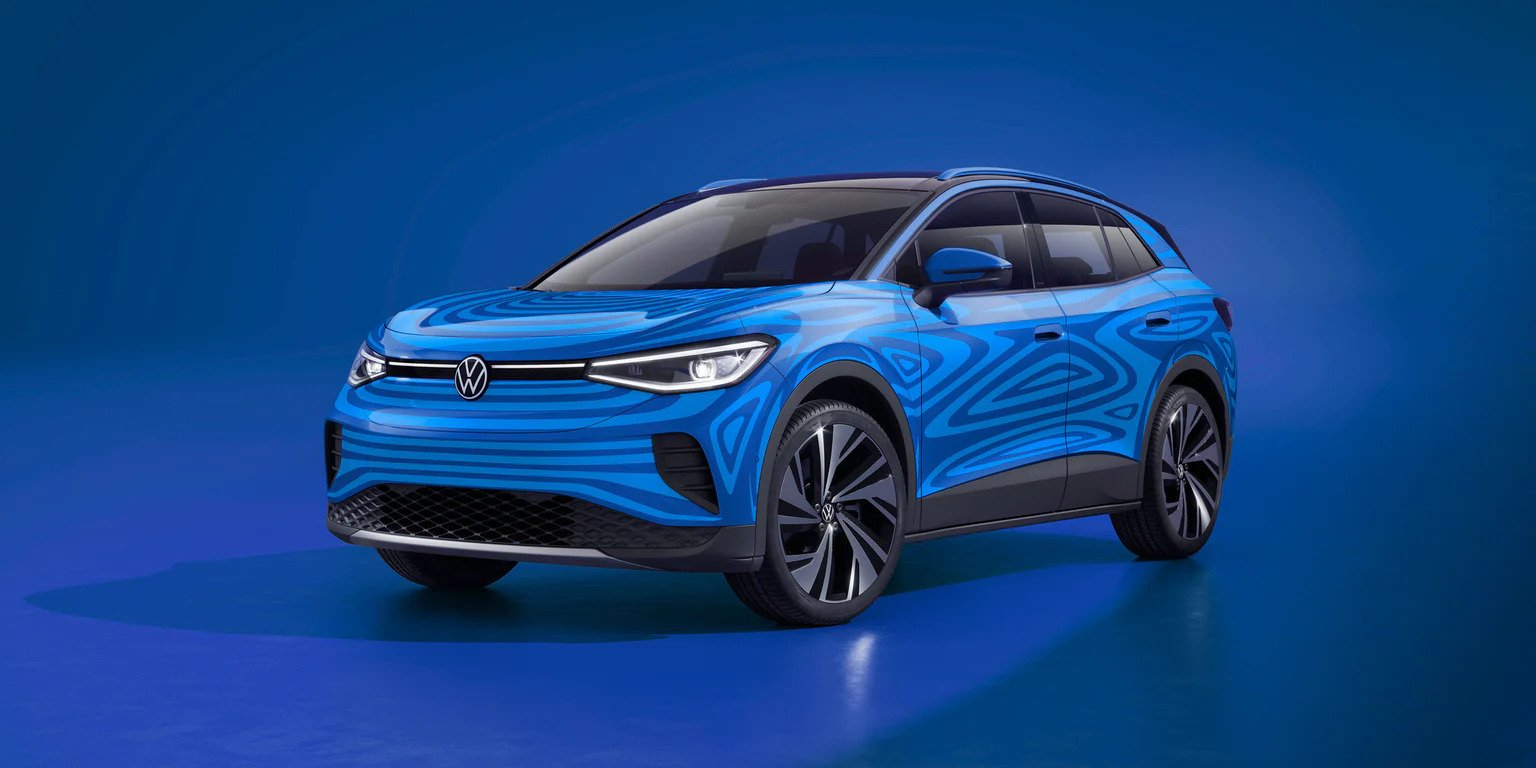 2022 VW ID.4 Release Date & Price
