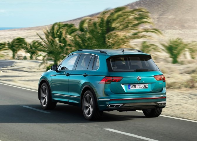 2022 VW Tiguan Redesign and Changes