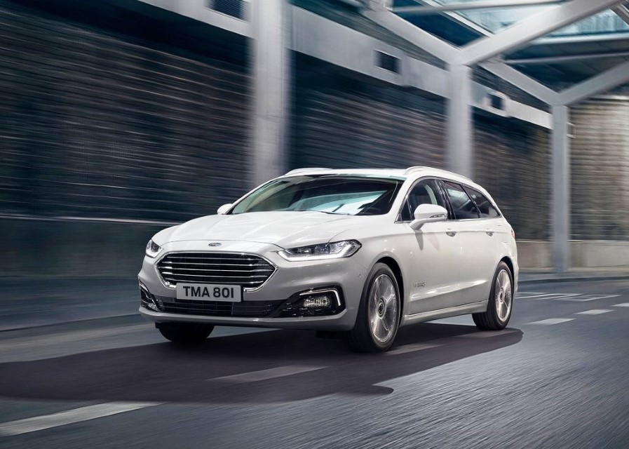 2022 Ford Fusion Active Wagon Hybrid Engine