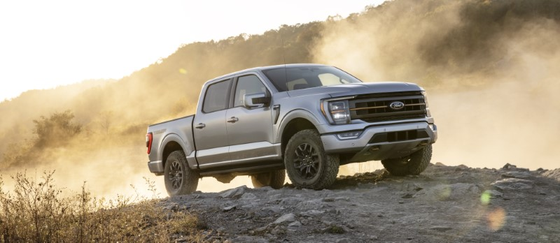 2022 Ford Tremor Off-Road