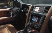 New Infiniti QX80 Interior technology and Features